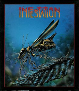 Infestation per Atari ST
