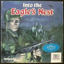 Into the Eagle's Nest per Atari ST