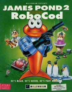 James Pond 2: Codename Robocod per Atari ST