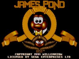 James Pond: Underwater Agent per Atari ST