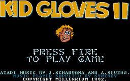 Kid Gloves 2: The Journey Back per Atari ST