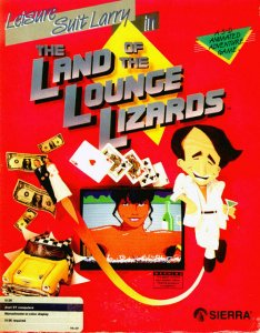 Leisure Suit Larry In the Land of the Lounge Lizards per Atari ST