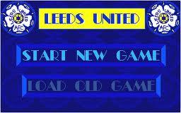 Leeds united Champions per Atari ST