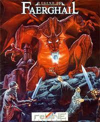 Legend of Faerghail per Atari ST