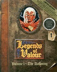 Legends of Valour per Atari ST