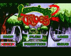 Lemmings 2: The Tribes per Atari ST
