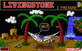 Livingstone, I Presume per Atari ST