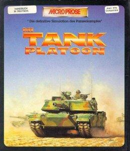 M1 Tank Platoon per Atari ST