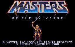 Masters of the Universe: The Movie per Atari ST