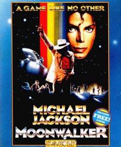 Moonwalker per Atari ST