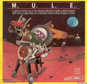 M.U.L.E. per Atari ST