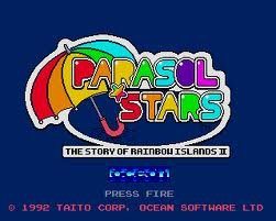 Parasol Stars per Atari ST