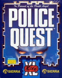 Police Quest: In Pursuit of the Death Angel per Atari ST
