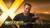 X-Men: Destiny - Dietro le quinte con Scott Porter