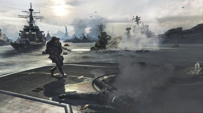 Call of Duty avanti tutta!