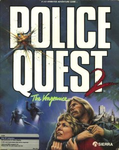 Police Quest 2: The Vengeance per Atari ST