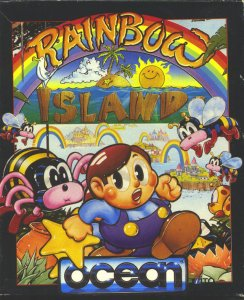 Rainbow Islands per Atari ST