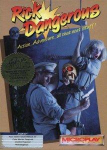 Rick Dangerous per Atari ST