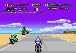 Road Rash per Atari ST