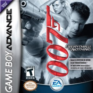 James Bond 007: Everything or Nothing per Game Boy Advance