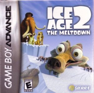 L'Era Glaciale 2 (Ice Age 2: The Meltdown) per Game Boy Advance