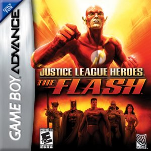 Justice League Heroes: The Flash per Game Boy Advance