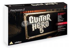 Guitar Hero 5 per PlayStation 2