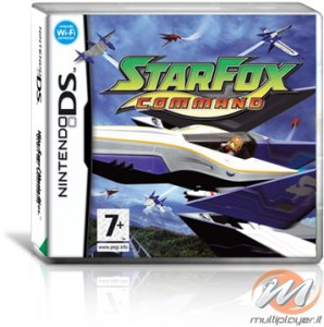 Star Fox Command per Nintendo DS