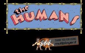 The Humans per Atari ST