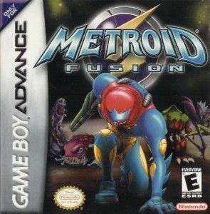 Metroid Fusion per Game Boy Advance