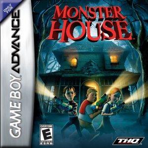 Monster House per Game Boy Advance