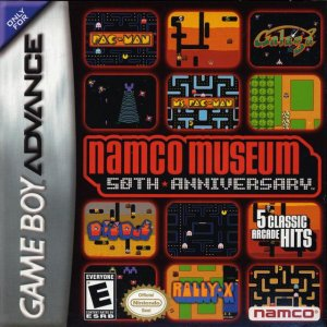 Namco Museum per Game Boy Advance
