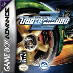 Need for Speed Underground 2 per Game Boy Advance