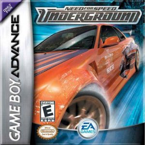 Need for Speed Underground per Game Boy Advance
