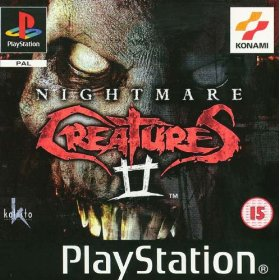 Nightmare Creatures II per PlayStation