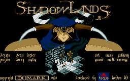 Shadowlands per Atari ST