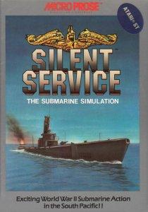 Silent Service per Atari ST