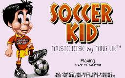 Soccer Kid per Atari ST