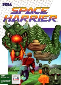 Sega Ages: Space Harrier per Atari ST