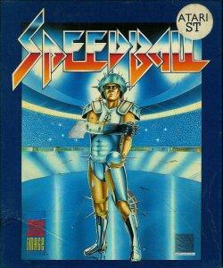 SpeedBall per Atari ST