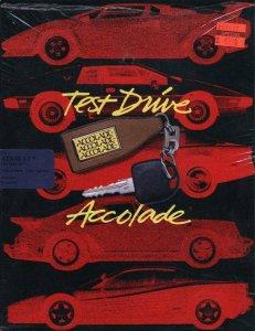 Test Drive per Atari ST