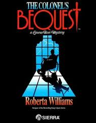 The Colonel's Bequest: A Laura Bow Mystery per Atari ST