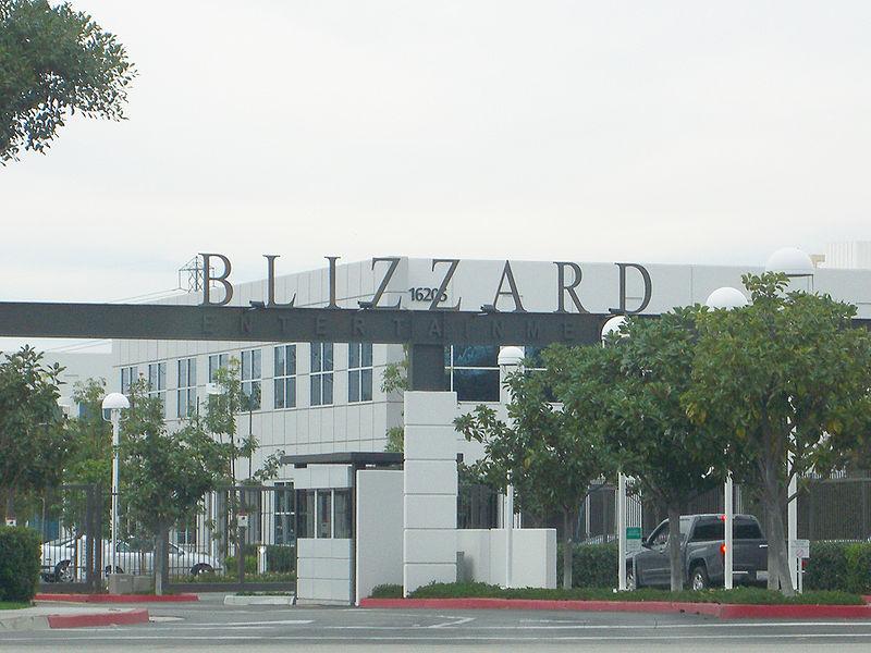 Monografie - Blizzard