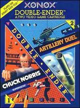 Artillery Duel/Chuck Norris Superkicks per ColecoVision