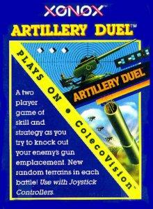 Artillery Duel per ColecoVision