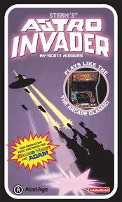 Astro Invader per ColecoVision