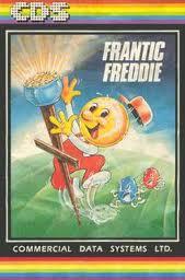 Frantic Freddy per ColecoVision