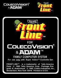 Front Line per ColecoVision