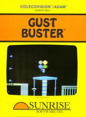 Gust Buster per ColecoVision
