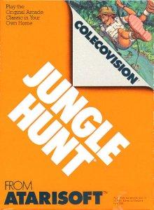 Jungle Hunt per ColecoVision